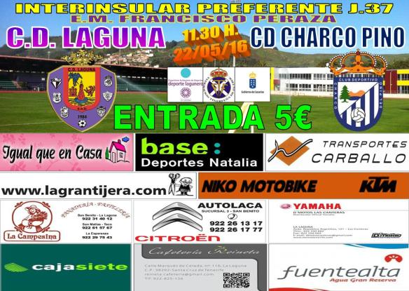 REGIONAL CHARCO PINO DOMINGO